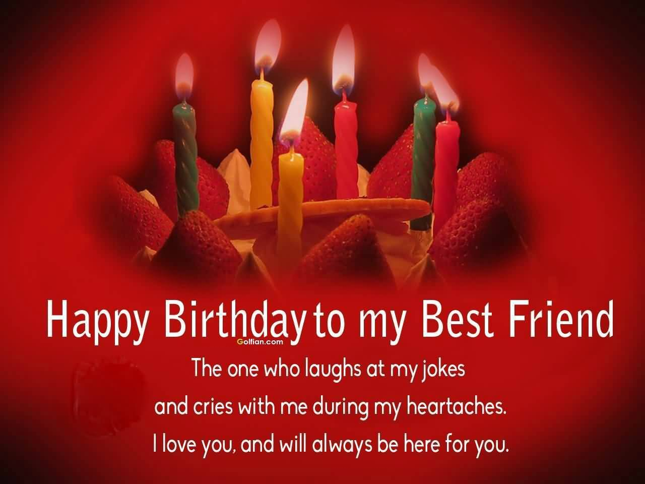 the 105 happy birthday to my best friend quotes - HD 1280×960