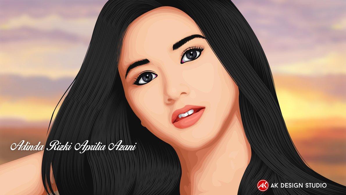 Adinda Rizki Aprilia Azani By Ahmadkurniawan