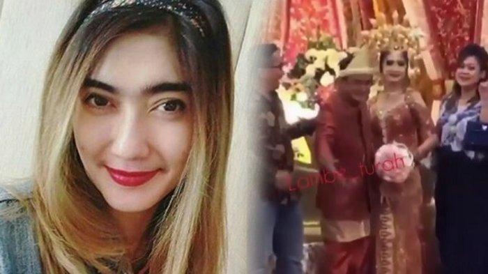 Gelar Resepsi Pernikahan Mewah Penampilan Kekasih Revi Mariska Jadi Sorotan Netizen
