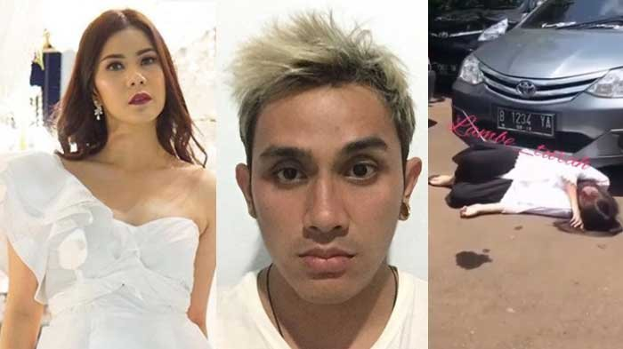 Cynthia Ramlan Kecelakaan Saat Syuting Mantan Suaminya Vicky Nitinegoro Malah Bahas Soal Karma
