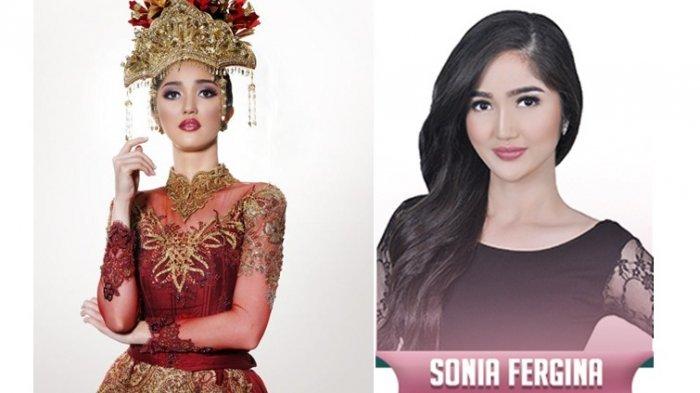 Begini Lika Liku Perjuangan Sonia Sebelum Menjadi Putri Indonesia