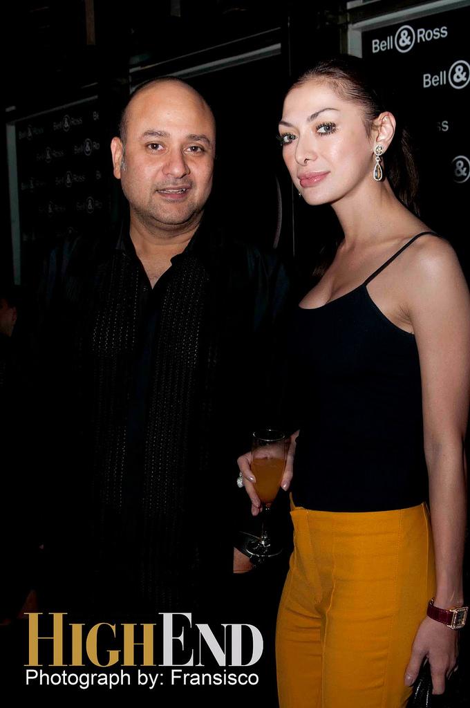 Mr Irwan Mussry And Ms Aimee Juliette By Felix