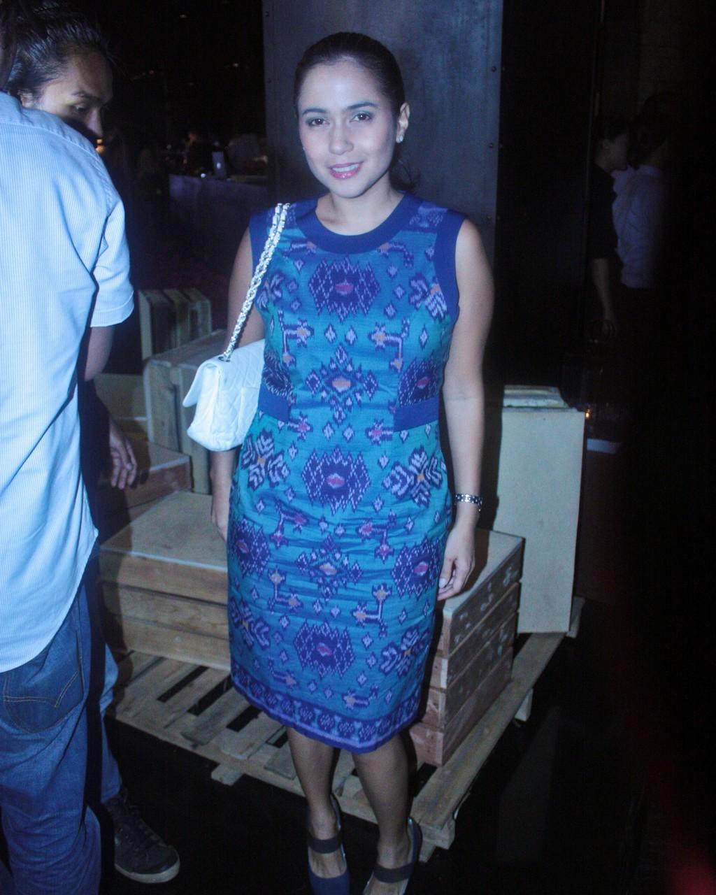Arisan Actress Aida Nurmala