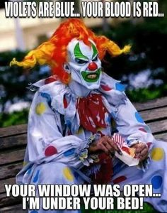 I Feel So Bad For All The People Who Clowns F F F F F F F F
