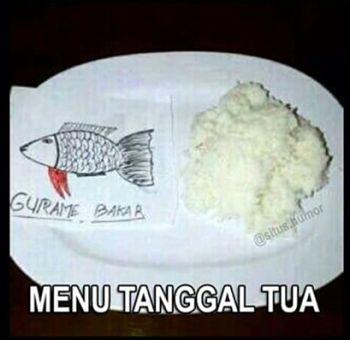 Meme Ikan Lucu