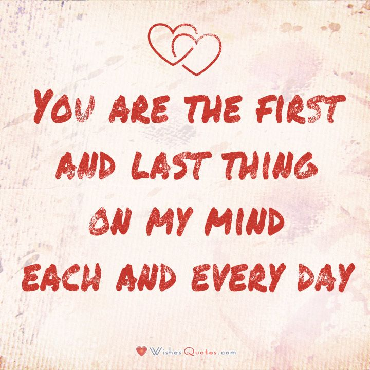 Cute Love Quotes For Her  P Ionate Ways To Say I Love You