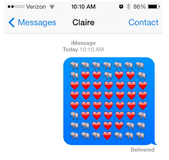 Forget I Love You Here Are  Creative Ways To Say How You Feel With Emojis