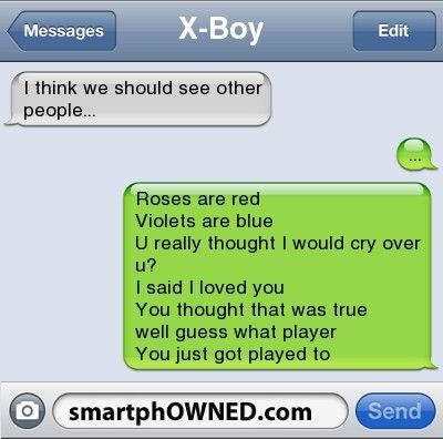Breakup Texts That Just Might Test Your Faith In Humanity