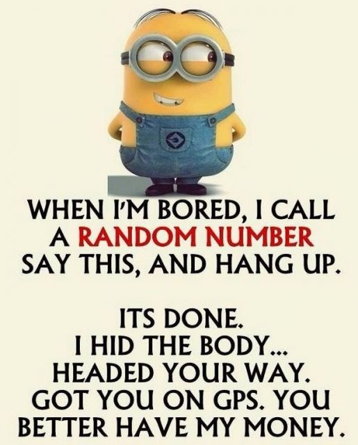 Cute Facetious Minions Photos With Quotes Am Monday October  Pics Funny Minions