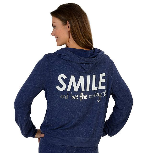 Dallas Cowboys Peace Love World Comfy Hoodie