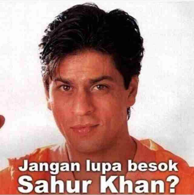 Meme Ramadhan Lucu Meme Menu Buka Puasa Puasa