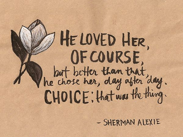 Words To Love By No He Loved Her Of Course