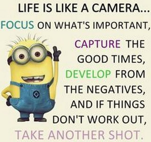Today Lol Minions Funny Pictures With Captions  Am Monday