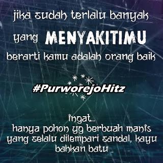 Purworejohitz Di Dalam Kehidupan M Ia Pasti Mengalami Naik Turunya Ritme Terkadang Mereka Berada Di Atas Mereka Kuat Dan Tak Terombang Ambingkan