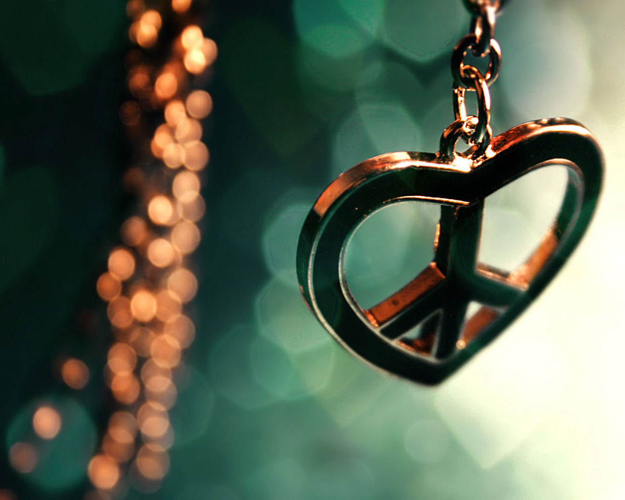 Peace Love Wallpapers
