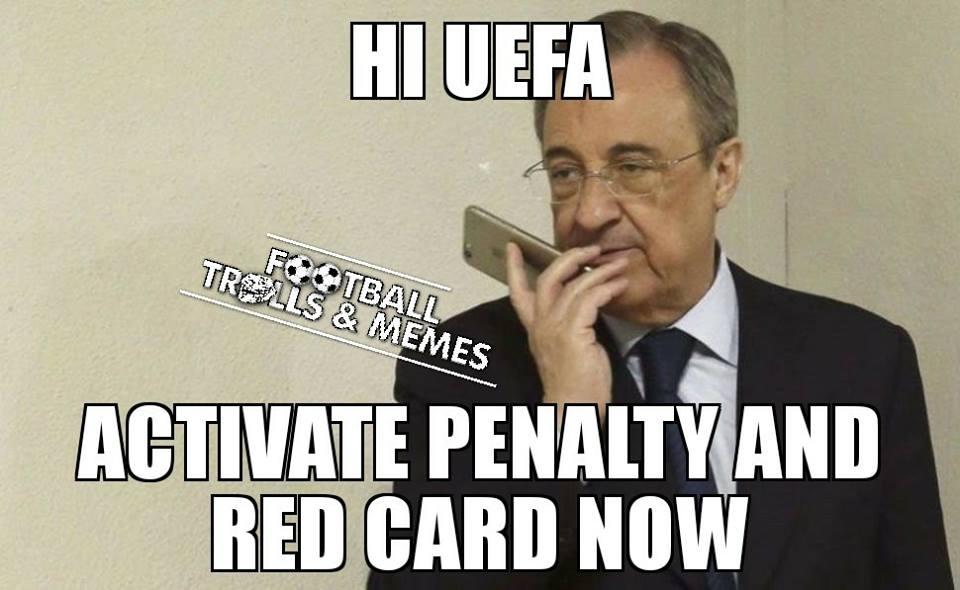 Meme Lucu Real Madrid Vs Juventus