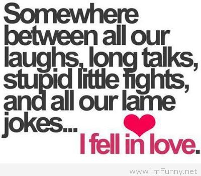 Quotes Falling In Love Funny Sayings Inspirational Pictures