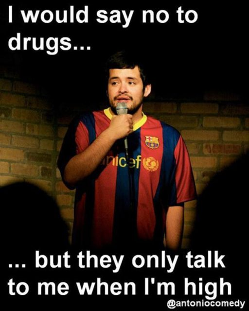 A Just Say No To Drugs