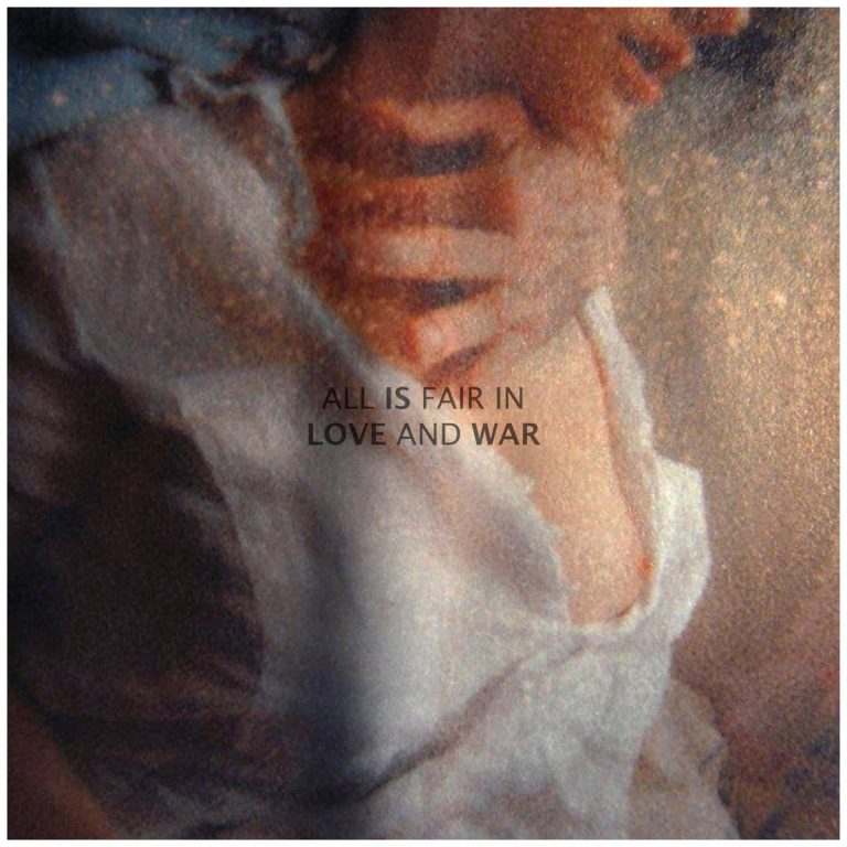 From All Is Fair In Love And War Lp By Bleib Modern