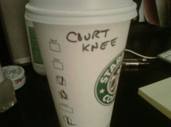 Of The Best Misspelled Starbucks Cups O
