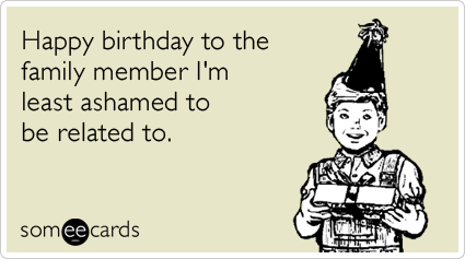 Funny Birthday Free Ecards