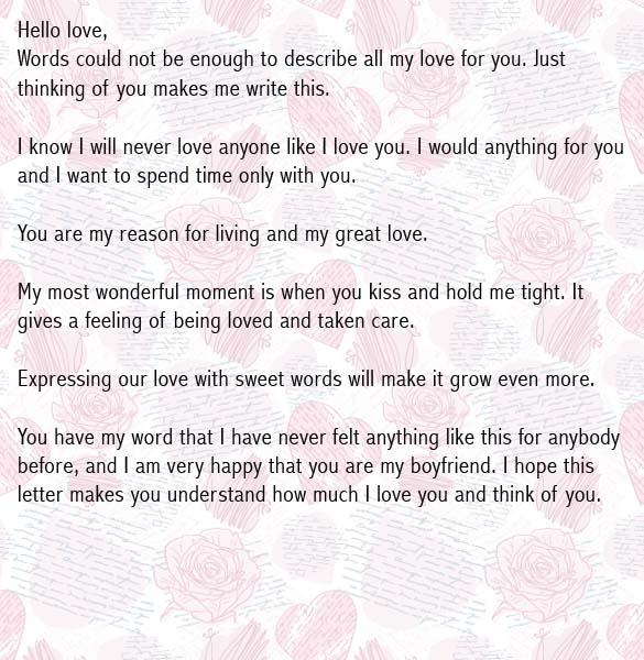 Love Letter Cards
