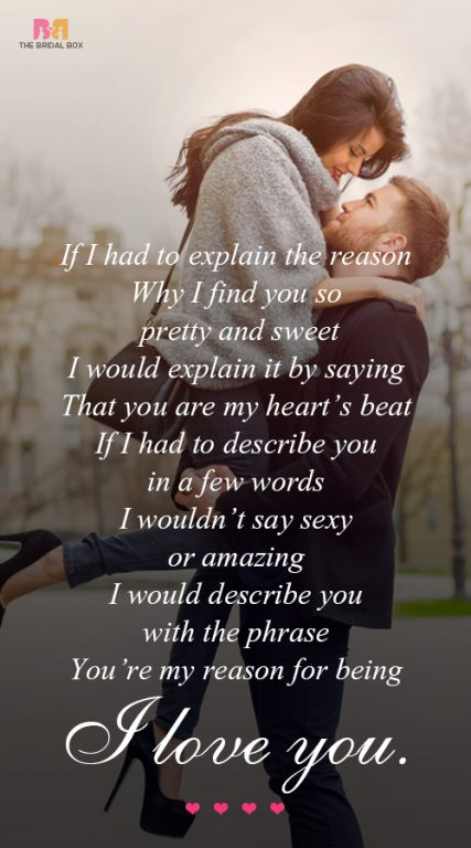 Short Love Poems For Her That Are Truly Sweet