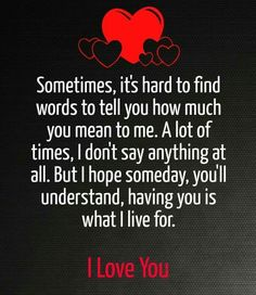 Best I Love You Quotes Iluthen And I Lunow Ubtilendof Time Xox Nb