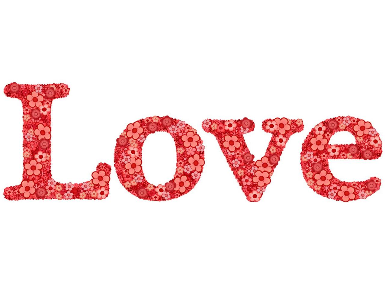 Love Word Hd Wallpaper Wallpaper Wallpapermine