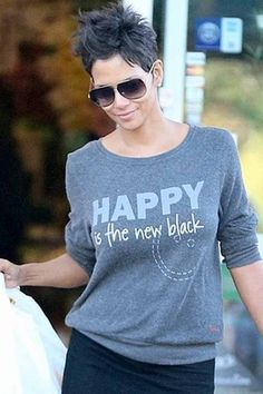Peace Love World I Am Happy Oversized Comfy Kt Gunmetal Sweater Summer   Pinterest Peace Fashion Women And Fashion Beauty