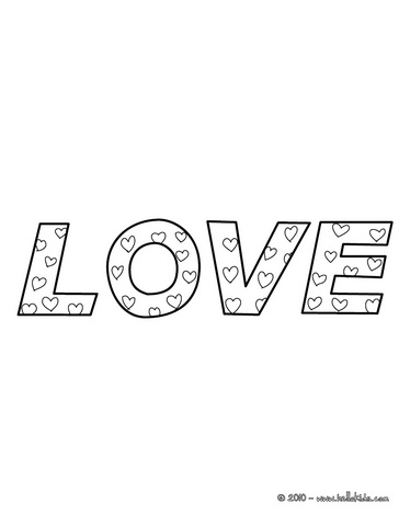 Love Coloring Pages Free Valentine Coloring Pages Love Coloring Page