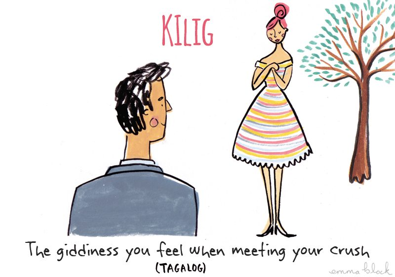 This Artist Translated Beautiful Untranslatable Words Of Love From All Over The World