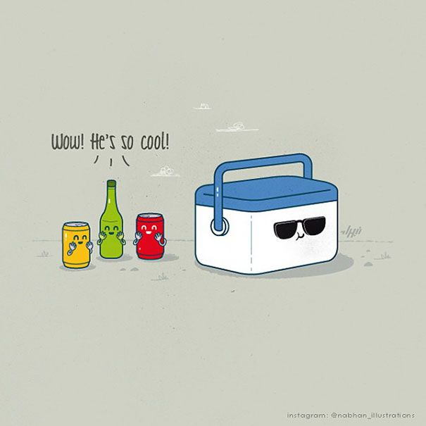 Funny Quotes C B Artist Turns Everyday Sayings Into Clever Pun Il Rations