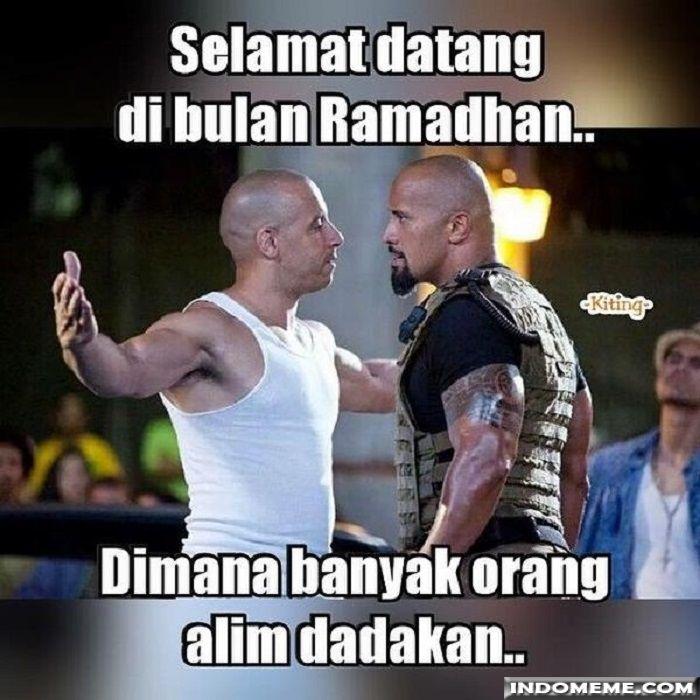 Selamat Datang Di Bulan Ramadhan Meme Http Www Indomeme