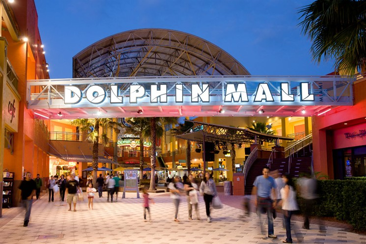 Shoppers Paradise Shoppers Paradise Courtesy Of Dolphin Mall