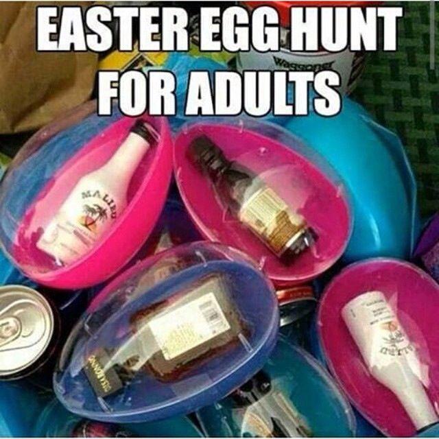 Easter Egg Hunt Fors