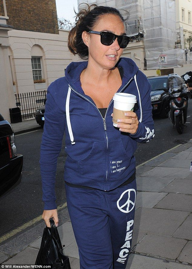 Even An Heiress Deserves A Day Off Tamara Ecclestone Dresses Down In A Tracksuit After Opening Up About Jailed Sick Ex