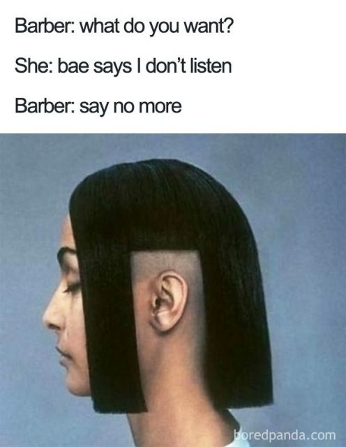 Terrible Haircuts That Were So Bad They Became Say No More Memes
