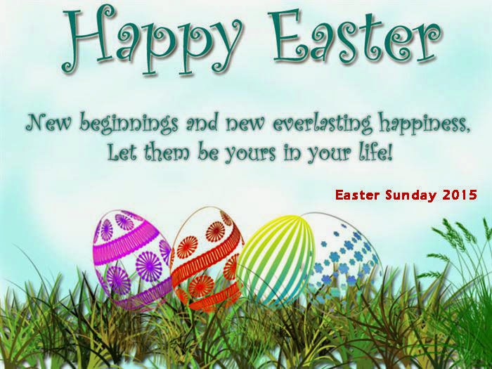 Easter Sunday Quotes Messages Wishes Images Pictures