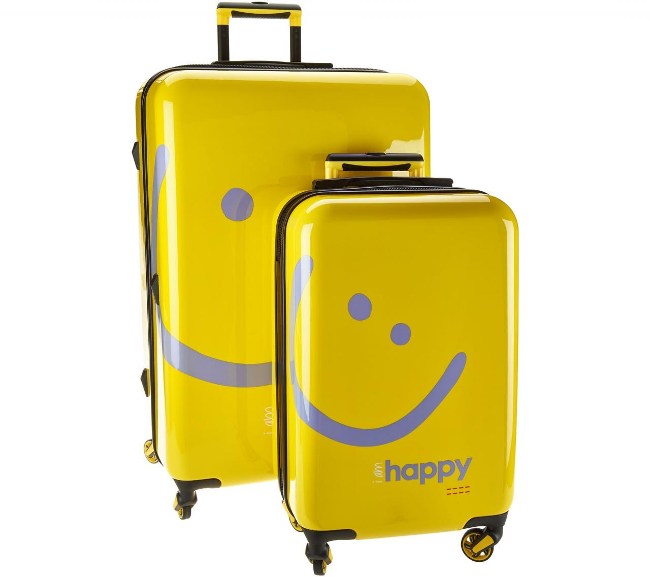 Peace Love World Luggage Reviews