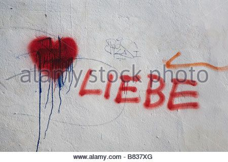 A Reaction To A Heart Sprayed On A Swastika Next To The Heart The German Word For Love Liebe Stock P O  Cf  Ce Bf Ce Af Cf  Ce Bf Cf  Pinterest