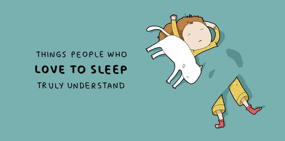 Funny Sleep Bed Il Rations Lingvistov