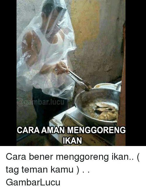 Tagged Indonesian Language And Teman Lucu Cara Aman Menggoreng Ikan