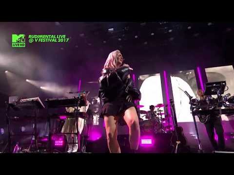 Rudimental Ft Anne Marie Love Aint Just A Word Live V Festival