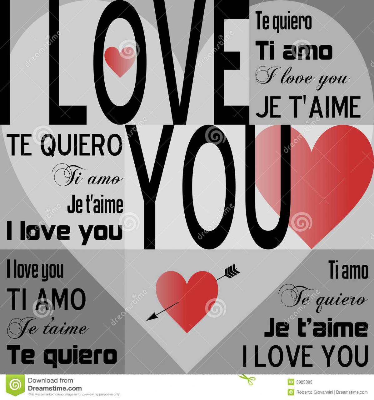 I Love You Gray