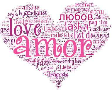 How To Say I Love You In Hundreds Of Languages