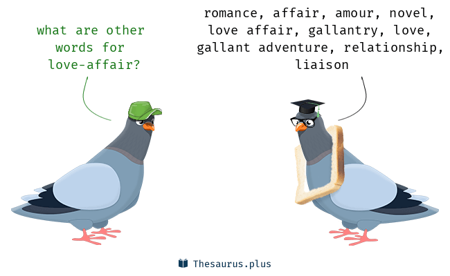 Synonyms For Love Affair