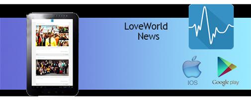 Loveworld News App