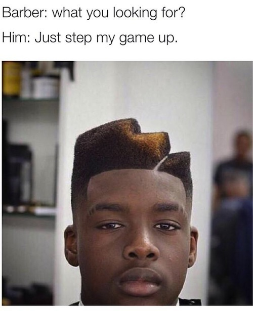 Barber Meme Best Of The Barber Meme