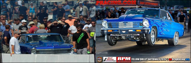 Marc Shankweiler Drag Radial Index Chevy Ii